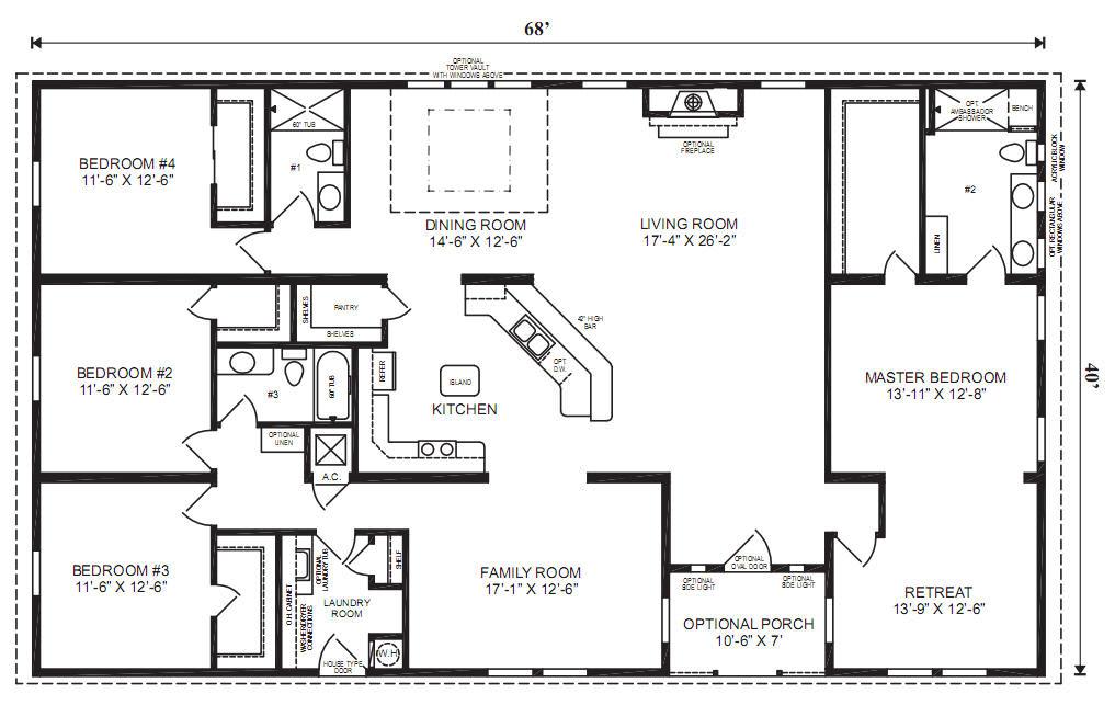 Parlament house floorplan 3